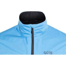 GORE WEAR C3 Gore-Tex Active Chaqueta Hombre, dynamic cyan